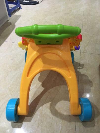 费雪(Fisher Price)早教启蒙 益智玩具二合一老虎学步车(双语)CDC21 晒单图