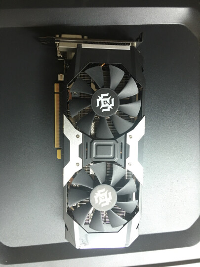 索泰(ZOTAC)GeForce GTX1060-6GD5 X-GAMING OC 绝地求生/吃鸡显卡 1569-1784/8008MHz 6G/192bit 晒单图