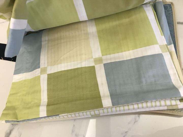富安娜 白鹅绒被子冬厚被床上用品羽绒保暖被芯双人秋冬被芯 白色 1.8m(230*229cm) 晒单图