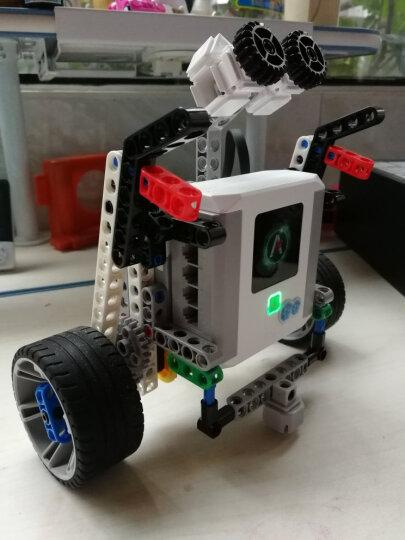 能力风暴Abilix 氪C0号 智能教育机器人 益智拼装积木玩具 APP编程遥控 锻炼动手动脑能力 入门级 晒单图