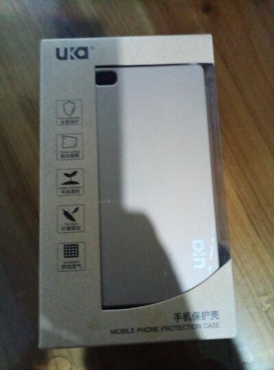 优加 肤感硬壳系列 磨砂手机壳保护套 适用于华为P8/华为P8青春版/P8max P8 - 香槟金 晒单图