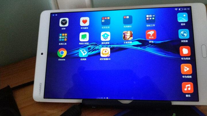 华为(HUAWEI)M3 8.4英寸通话平板电脑(2K高清屏 麒麟950 哈曼卡顿音效 4G/64G LTE)日晖金 晒单图