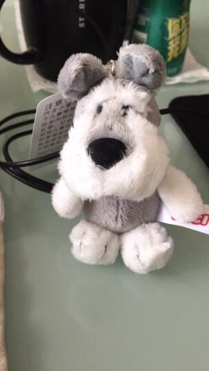 NICI 钥匙扣包包挂件情人节礼物毛绒玩具10CM 小羊肖恩40663 晒单图