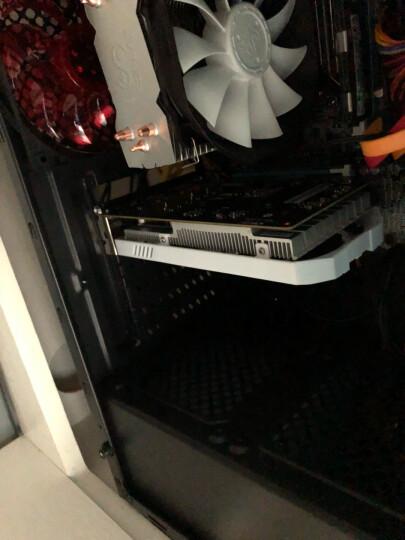 伟盛兴 i7/升RX580 8G显卡/水冷吃鸡游戏台式电脑主机/DIY组装机全套显示器 晒单图