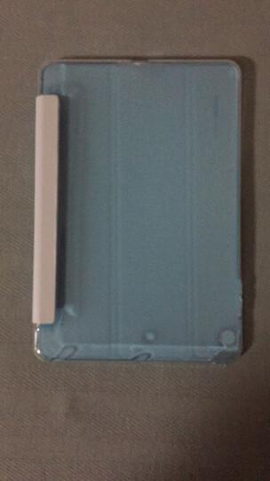 亿色(ESR)苹果iPad mini2/3/1保护套 迷你2平板电脑壳7.9英寸 超薄全包防摔休眠皮套 悦色系列 冰感怡蓝 晒单图