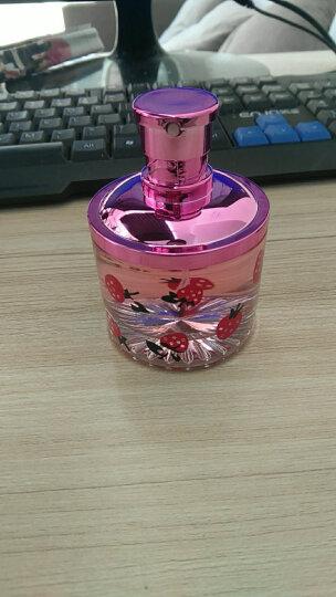 by nanda 水果味香水2099 男女士香水 人体车载多用蜜桃草莓 草莓味50ml 晒单图