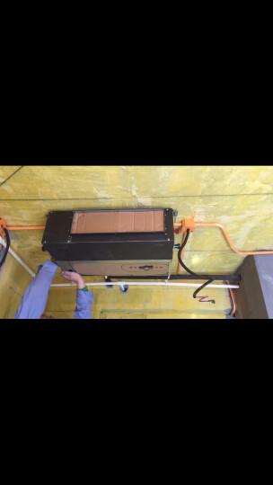 志高(CHIGO)中央空调 风管机 一拖一 家用/商用隐藏式空调 6年保修 赠线控 2匹冷暖220V适用21-34㎡ 晒单图