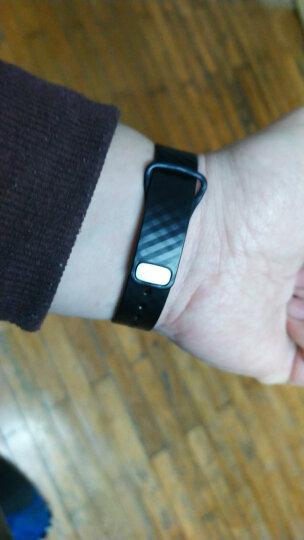 荣耀畅玩手环A2 全屏触控 持续心率 睡眠运动监测多点触摸大屏 微信内容显示来电提醒 适配ios&安卓青葱绿 晒单图