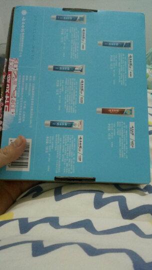 云南白药 清新搭档套装 牙膏牙刷3+1 (留兰香100g+冰凝薄荷105g+普洱105g+金口键牙刷)(牙刷随机发货) 晒单图