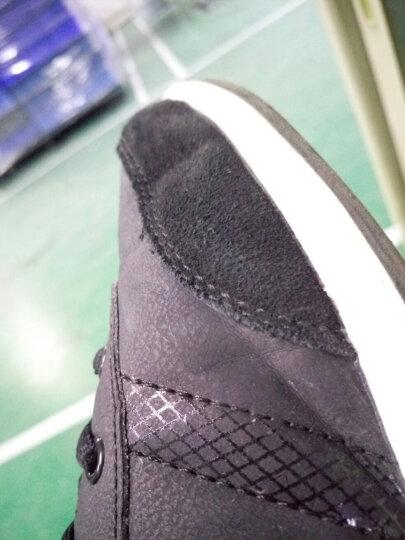 卡帝乐鳄鱼 男鞋休闲鞋2019夏季新款运动鞋子男潮流户外板鞋 白色四季款 43 晒单图