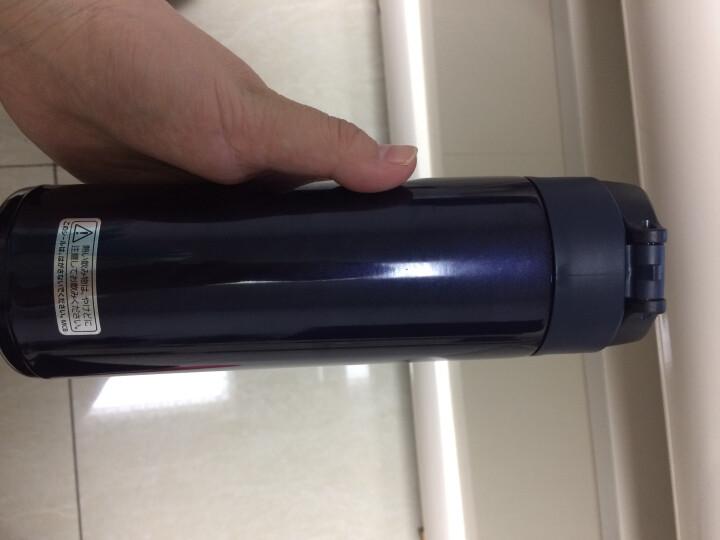 日本进口 虎牌TIGER 时尚简约大容量双层不锈钢/真空保温壶/家用热水瓶 PWM-B160CA 珍珠白色 1.6L 晒单图