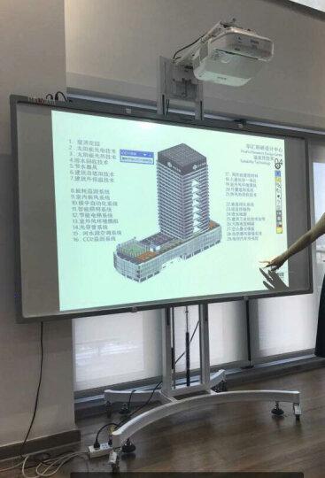 爱普生(EPSON) 爱普生(EPSON)投影仪 教学培训机 超短焦 互动教育投影机 CB-695WI(3500流明 WXGA) 晒单图