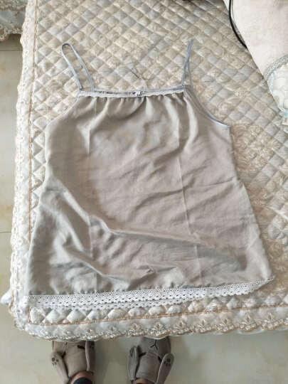 施爱妈咪 防辐射服 防辐射服孕妇装 银纤维孕妇防辐射服 粉色背带裙【金属纤维】 XL 晒单图