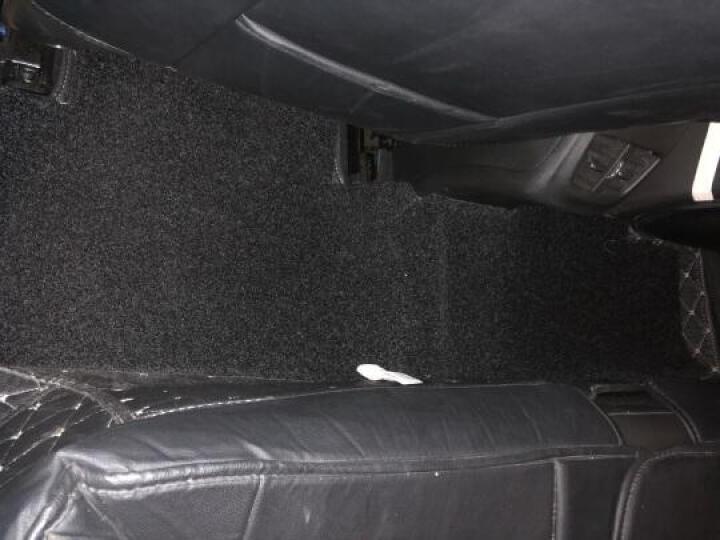 恒卡 订制丝圈汽车脚垫专用于新捷达轩逸迈腾凯美瑞飞度瑞纳本田XRV缤智广汽传祺GS4昂科威 米色 晒单图