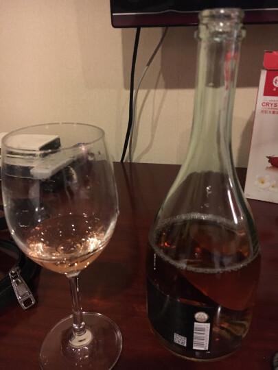 【进口红酒超市】意大利桃红起泡低醇甜型葡萄酒 原瓶原装雅旭堡艾翠斯黛 整箱装750ml*6瓶 晒单图