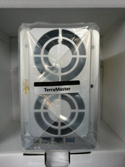 铁威马(TerraMaster)F5-420 企业级Intel四核 五盘位NAS网络存储服 云存储务器 双千兆网口 晒单图