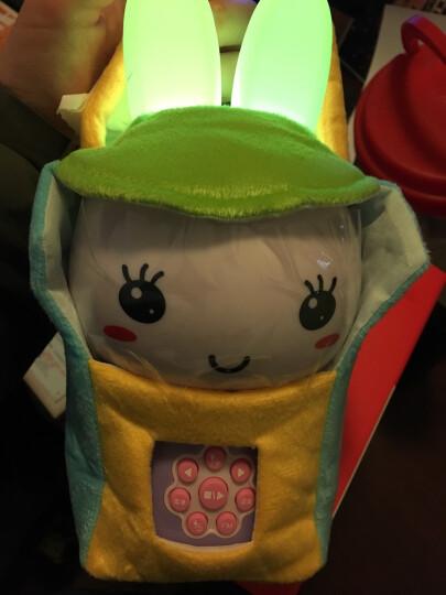 火火兔 早教机儿童故事机G6S智能WIFI宝宝婴儿玩具 G6S-8G紫色【微信WIFI版】 晒单图