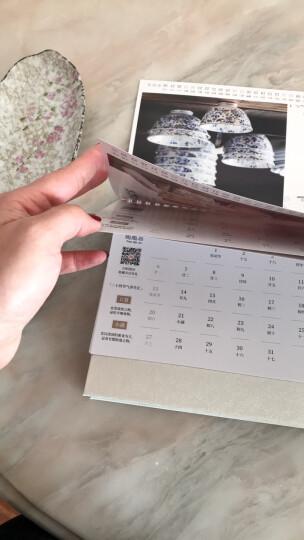 陶趣居手绘红梅系列细长条盘子 陶瓷雪花釉长盘寿司盘餐厅盘 细长盘BA13 晒单图