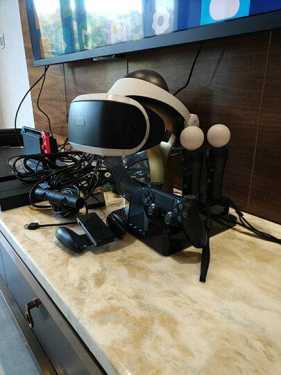 司摩士PSVR支架PS4手柄充电座PS4move体感手柄座充SMOS官方原装 金色 晒单图