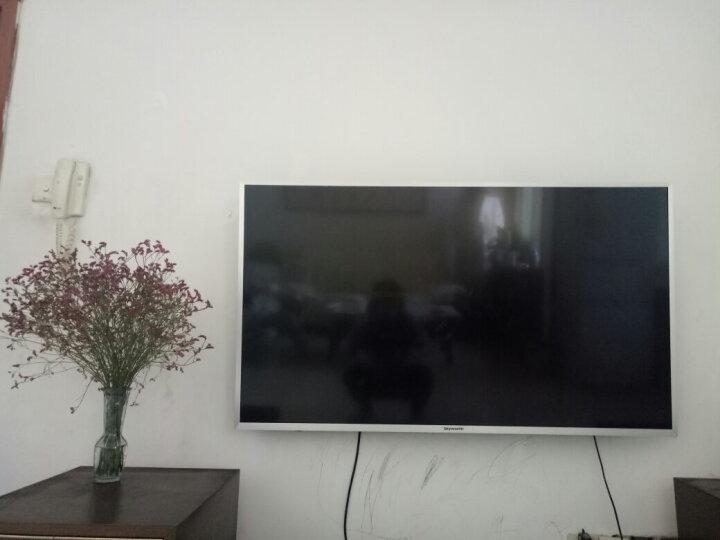 创维(Skyworth) 55V6 55英寸4色4K超高清18核智能网络液晶电视(银色) 晒单图