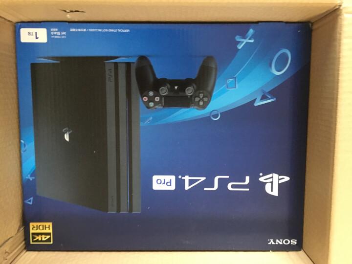 索尼(SONY) PS4PRO/slim游戏光盘  动作类 神秘海域4 战神3 地平线 晒单图