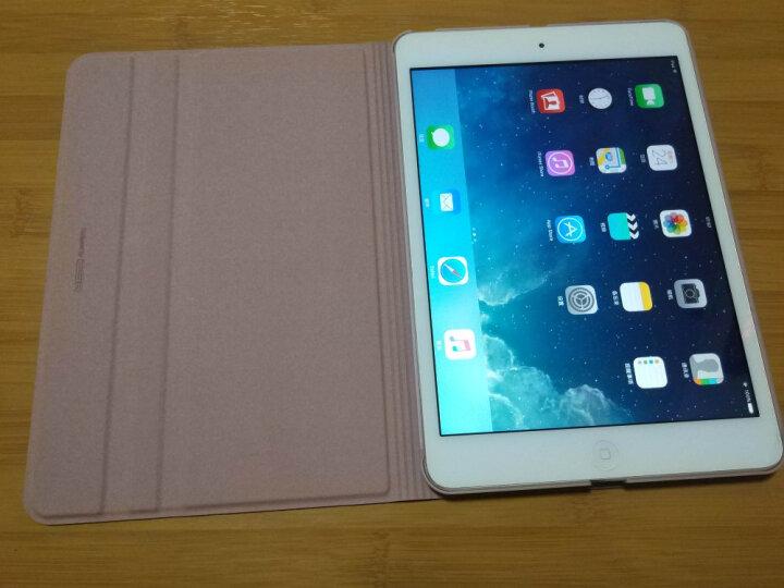 亿色(ESR)苹果iPad mini2/3/1保护套 迷你2平板电脑壳7.9英寸 超薄全包防摔皮套 至简原生系列 粉紫笔记 晒单图