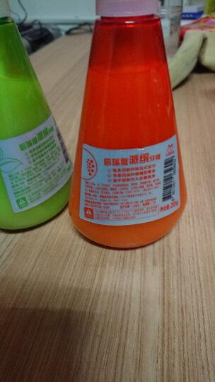 倍瑞傲(PERIOE) 韩国进口牙膏 彩色派缤pumping按压式牙膏285g/瓶 萌绿清新+沁橙亮研 共2瓶 晒单图