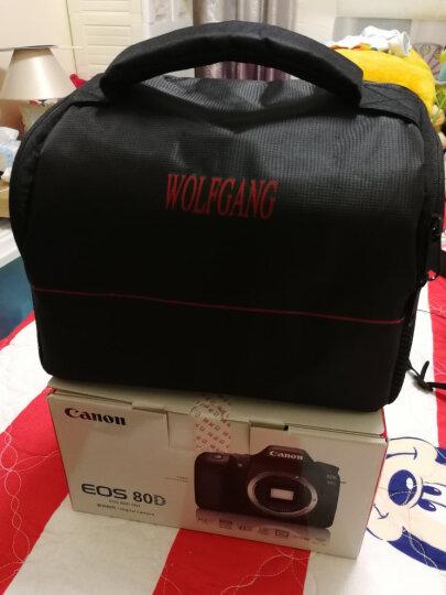 佳能(Canon)EOS 80D数码单反相机 (单机身/不含镜头) 套餐一 晒单图