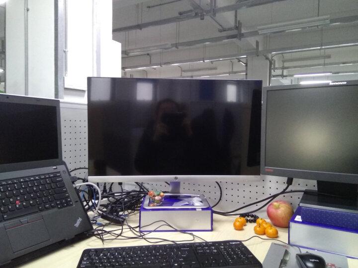 绿联(UGREEN)Mini DP转HDMI/VGA二合一转换器 4K高清 迷你dp雷电接口 苹果Mac接显示器转接头 黑色 40365 晒单图