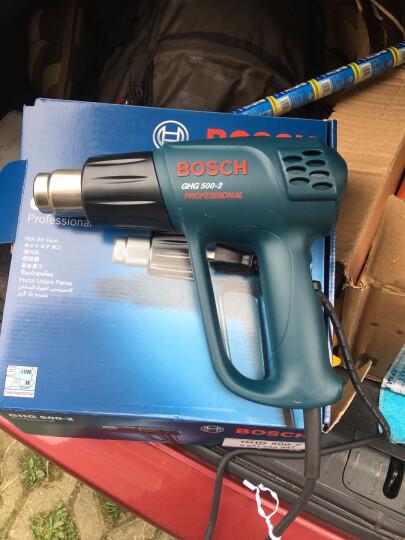 博世(BOSCH)工业热风枪热吹风机塑料焊枪/膜烤枪收缩薄膜烘枪 汽修家居工具GHG16-50 晒单图