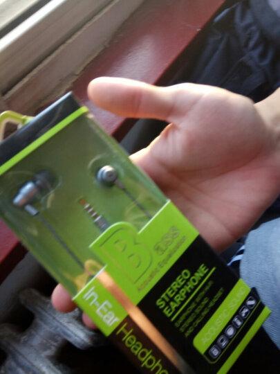 魔风者 重低音耳机线控带麦克风通话微信语音运动跑步耳塞入耳式 通用 玫瑰金 苹果三星乐视金立朵唯HTC努比亚中兴TCL等通用 晒单图