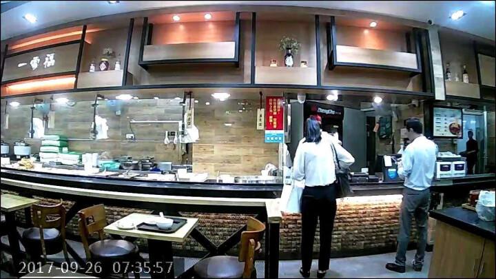 高术   夜视高清WiFi无线远程微型摄像机手机远程家用迷你超小监控隐形摄像头送16G内存卡 5小时高配版 晒单图