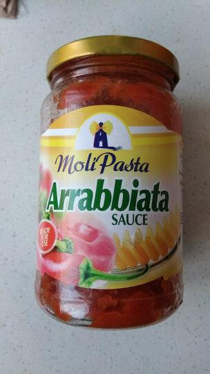 意大利进口 莫利 番茄蘑菇意大利面酱 350g 晒单图