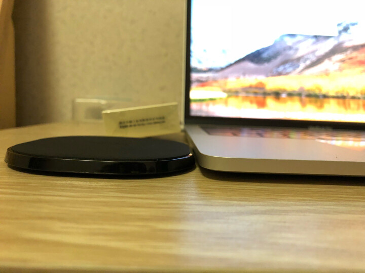 图拉斯 苹果8无线充电器iPhoneX/Xs Max/XR/8plus手机快充三星S9小米无限充底座 【轻薄 安全 快充】白色合金 晒单图