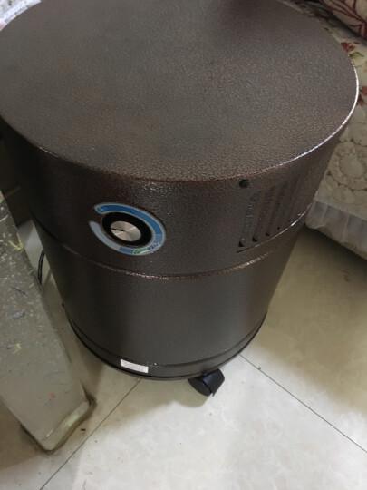 AllerAir欧乐加拿大进口教室空气净化器家用 除甲醛PM2.5雾霾客厅办公室会议室学校5000V 空气净化器 黑色 晒单图