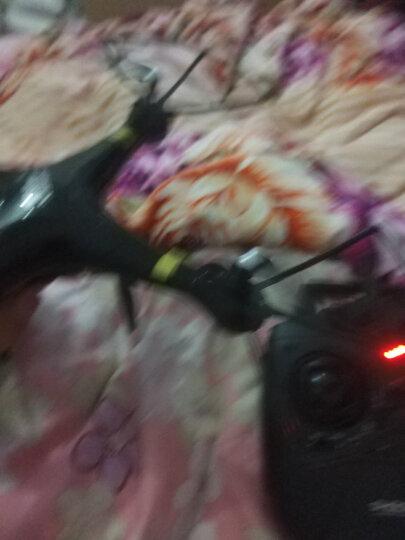 宝贝星(BBS) 遥控飞机大型耐摔四轴飞行器无人机航拍高清战斗航模直升儿童玩具 35CM定制升级定高版黑色【无摄像头】 晒单图