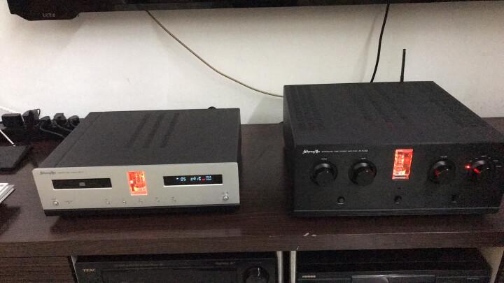 声雅 CD-17 高保真HIFI立体声激光CD播放机唱机 晒单图