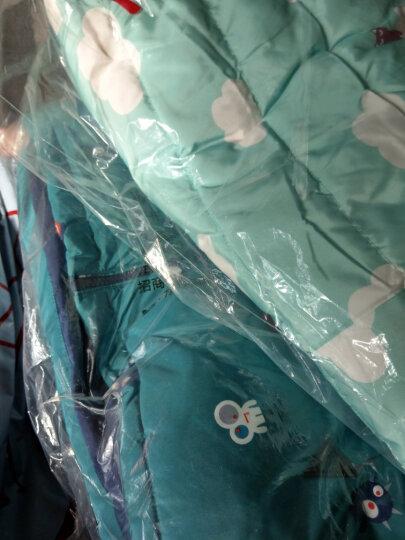 巴拉巴拉旗下梦多多(mongdodo)儿童装女童羽绒服冬季中大童加绒加厚短款外套潮76684160413粉红105 晒单图