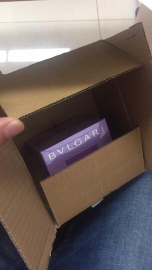 宝格丽(BVLGARI)紫晶女士淡香水40ml(紫晶纯香 花舞轻盈 紫水晶)花果香氛 清新持久 晒单图
