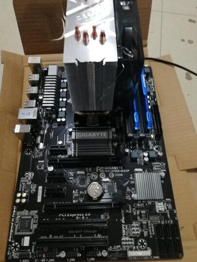 AMD FX8300八核处理器小盒装+技嘉970A-DS3P主板大板套装八核吃鸡 不含CPU散热器 晒单图