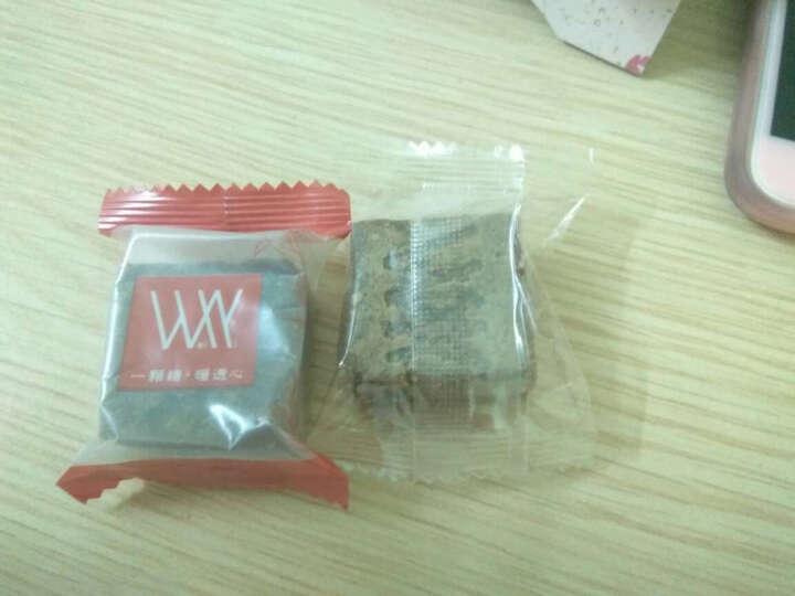中国台湾进口 维奕桂圆红枣黑糖姜茶500g 特产冲调饮品 红糖姜母茶食品 晒单图