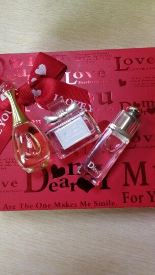 迪奥(Dior) Dior迪奥女士香水 女人生日礼物 甜心小姐  真我女士香水发香雾 迪奥香水礼盒装真我+魅惑+甜心+小姐各5ML 晒单图