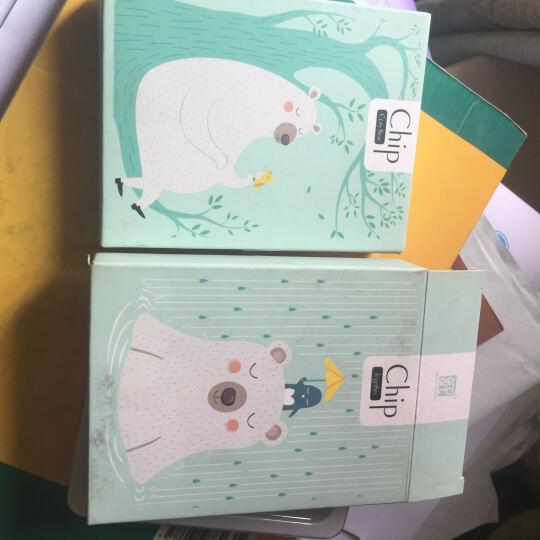 台湾Artiart 创意双卡夹公交饭卡门禁银行卡卡套硬壳在一起 晒单图