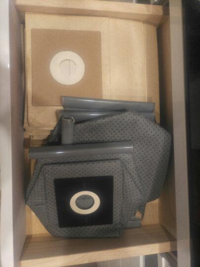 徽曦 适配美的吸尘器配件布袋垃圾袋过滤袋QW11T-05F/12T-05F/12Z-05 5个装 晒单图