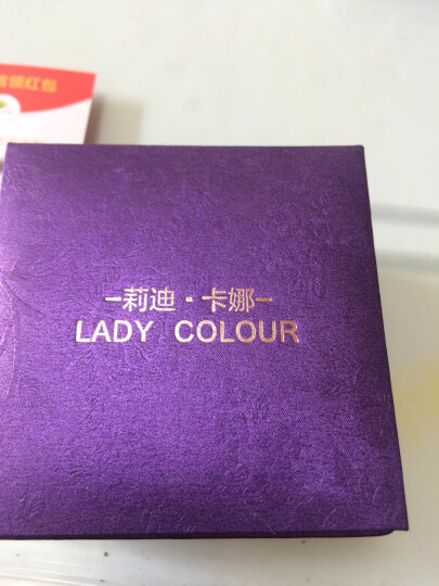 莉迪卡娜 红玫瑰花胸针女 采用施华洛世奇元素仿水晶胸花别针 晒单图
