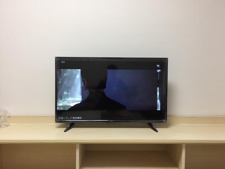 KKTV K40C1 康佳 39英寸蓝光高清窄边节能平板液晶电视机(黑+银) 晒单图