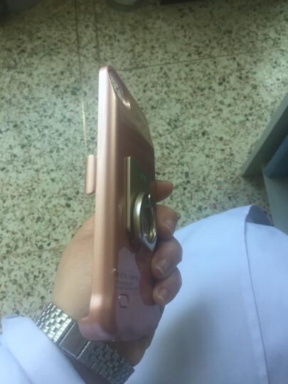 数码女生 薄充电宝手机壳无线iphone背夹电池移动电源苹果专用6s/7/X/8plus 4.7小屏6/6s/7/8 玫瑰金  5200毫安 晒单图