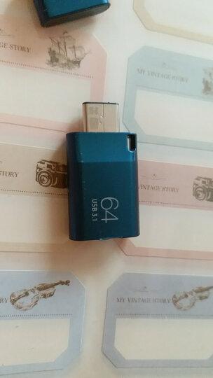 三星(SAMSUNG)USB3.1 Type-C 64GB 高速 闪存盘 小巧 U盘 蓝色 晒单图