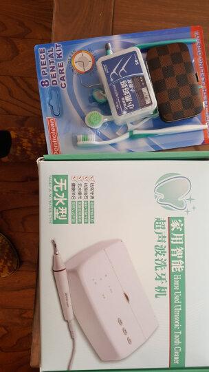 家用超声波洗牙机洗牙器冲牙器洁牙机去牙渍牙结石牙菌斑牙垢无水 超声波洗牙机(含1套工作尖G1+G2尖头和宽头) 晒单图