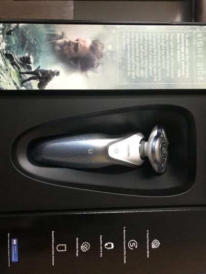 飞利浦(PHILIPS)男士电动剃须刀星球大战系列剃胡刀胡须刀刮胡刀SW7700/67 晒单图